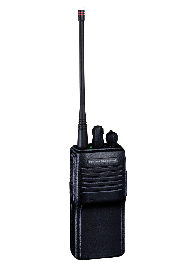 Vertex VX-160 VHF Commercial 16 Ch. Handheld 2-Way Radio VX 231